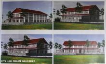 चामे गाउँपालिकाको विस्तार परियोजना रिपोर्टहरू